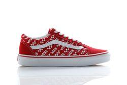Afbeelding van Vans Sneakers Ua Old Skool (Logo Repeat) Rcngrd/Trwht VN0A4U3BW351