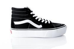 Afbeelding van Vans Ua Sk8-Hi Platform 2.0 VN0A3TKN6BT1 Sneakers Black/True White