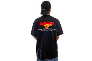 Foto van Carhartt T-shirt S/S Runner T-Shirt Zwart I029934