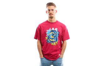 Foto van Carhartt Wip T Shirt S/S Touri T-Shirt Tango