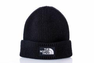 Foto van The North Face Tnf Logo Box Cuff Be T93Fjxjk3 Muts Tnf Black
