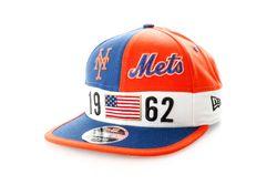Afbeelding van New Era Snapback Cap New York Mets Colour Block League 9Fifty 12040579