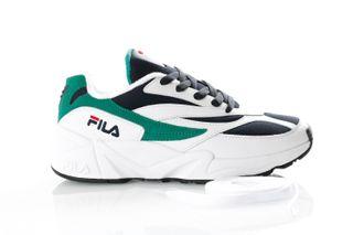 Foto van Fila V94M Low Wmn 1010291 Sneakers White/Fila Navy/Shady Glade