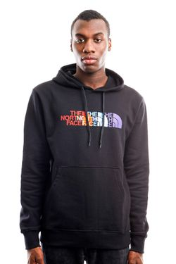 Afbeelding van The North Face Hooded Men's Rgb Prism Hoodie Tnf Black NF0A4SYQJK31