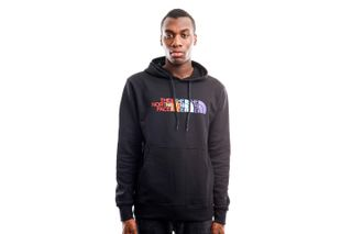 Foto van The North Face Hooded Men's Rgb Prism Hoodie Tnf Black NF0A4SYQJK31