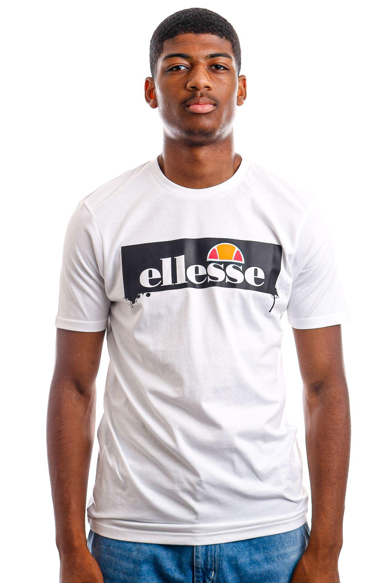 Afbeelding van Ellesse T-Shirt Sulphur White SHK12262