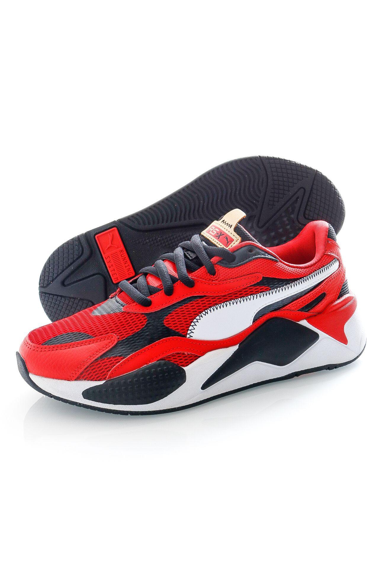 Afbeelding van Puma Sneakers RS-X³ CNY High Risk Red-Puma White-Puma Black 37317