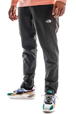 Afbeelding van The North Face Pant Men's Mountek Woven Pant Tnf Black/Tnf Black NF0A3BNMKX71