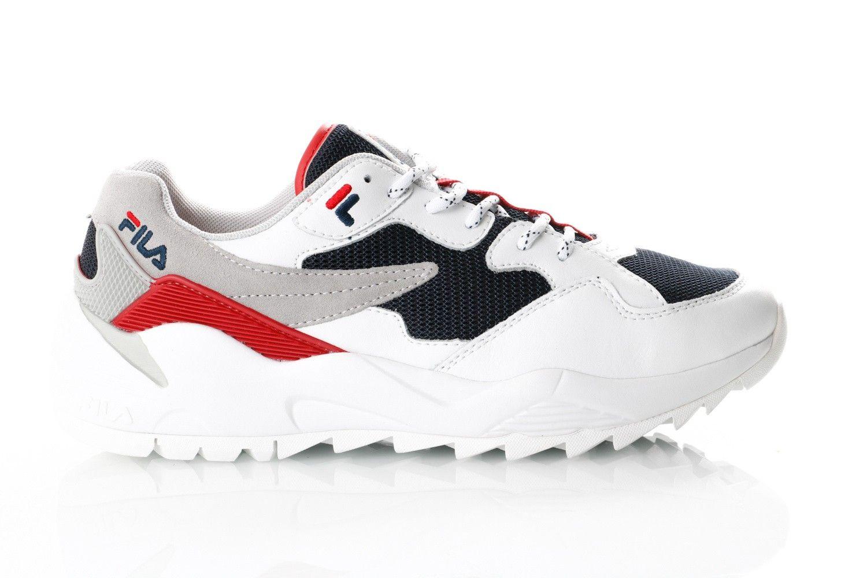 Afbeelding van Fila Vault Cmr Jogger Cb Low 1010588 Sneakers White/Fila Navy / Fila Red