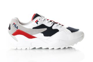 Foto van Fila Vault Cmr Jogger Cb Low 1010588 Sneakers White/Fila Navy / Fila Red