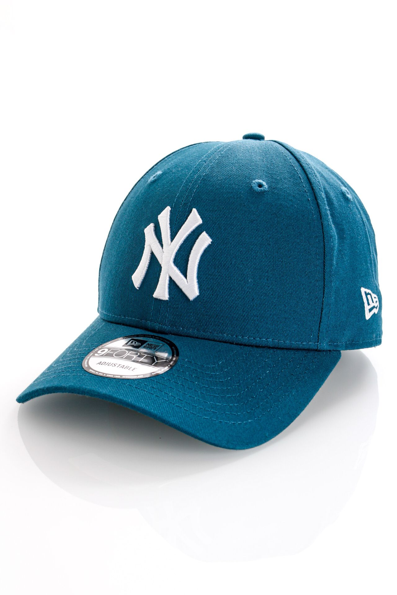 Afbeelding van New Era New York Yankees Dad Cap LEAGUE ESSENTIAL 9FORTY NEYYAN Blue/White NE60185598