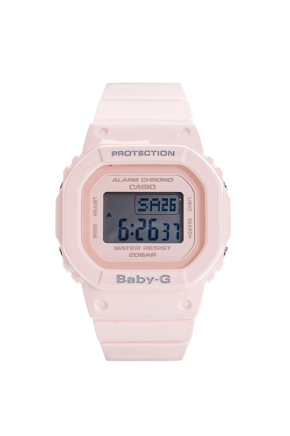 Afbeelding van Casio Horloge G-SHOCK BABY-G BGD-560 Pink