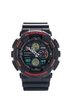 Afbeelding van Casio Horloge G-SHOCK Basic GA-140 Black/Red