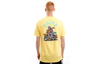 Foto van The Quiet Life T-shirt Quiet Life Sounds Banana QL-21SPD1-1138