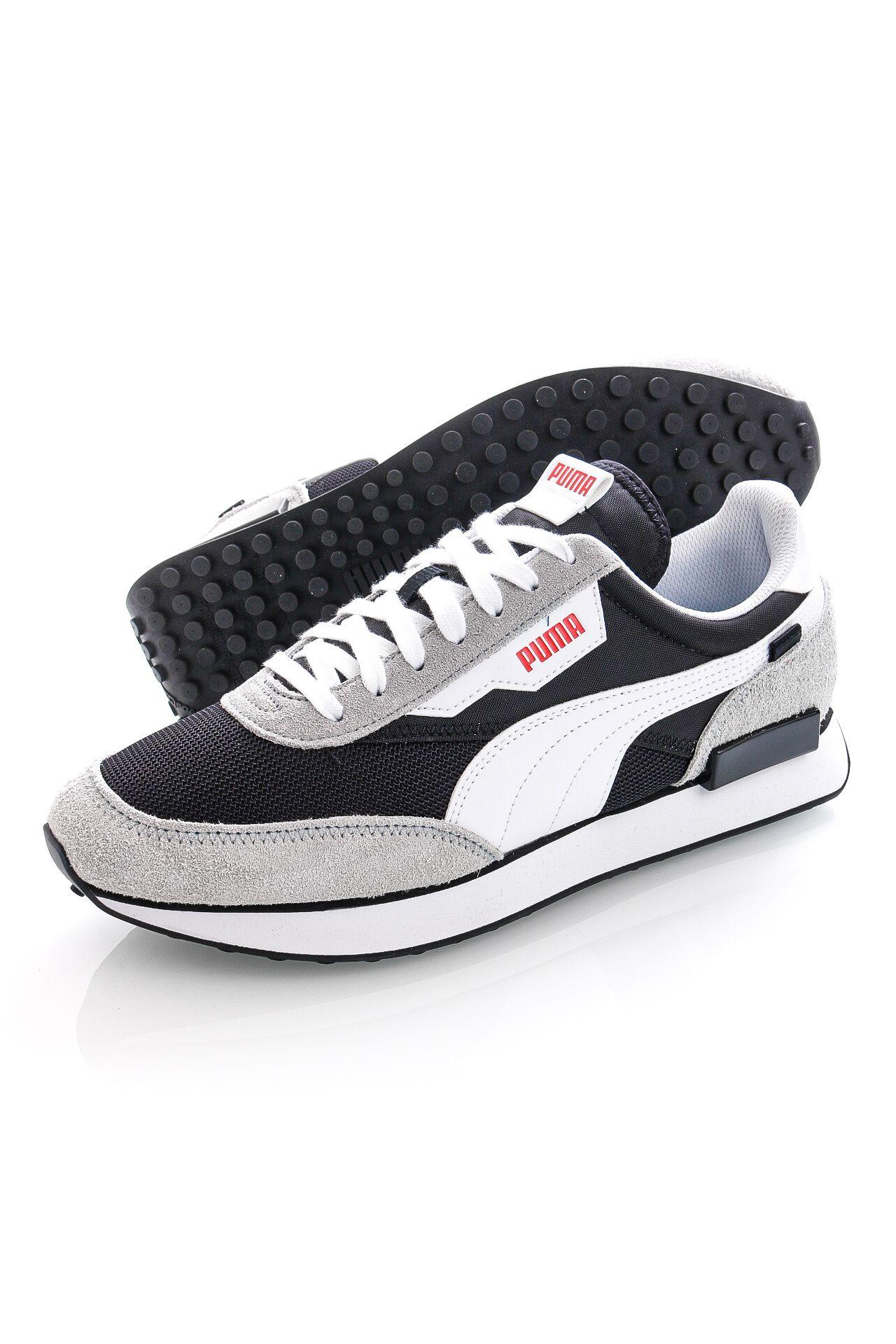 Afbeelding van Puma Sneakers Future Rider Vintage Puma Black-Quarry 38046401