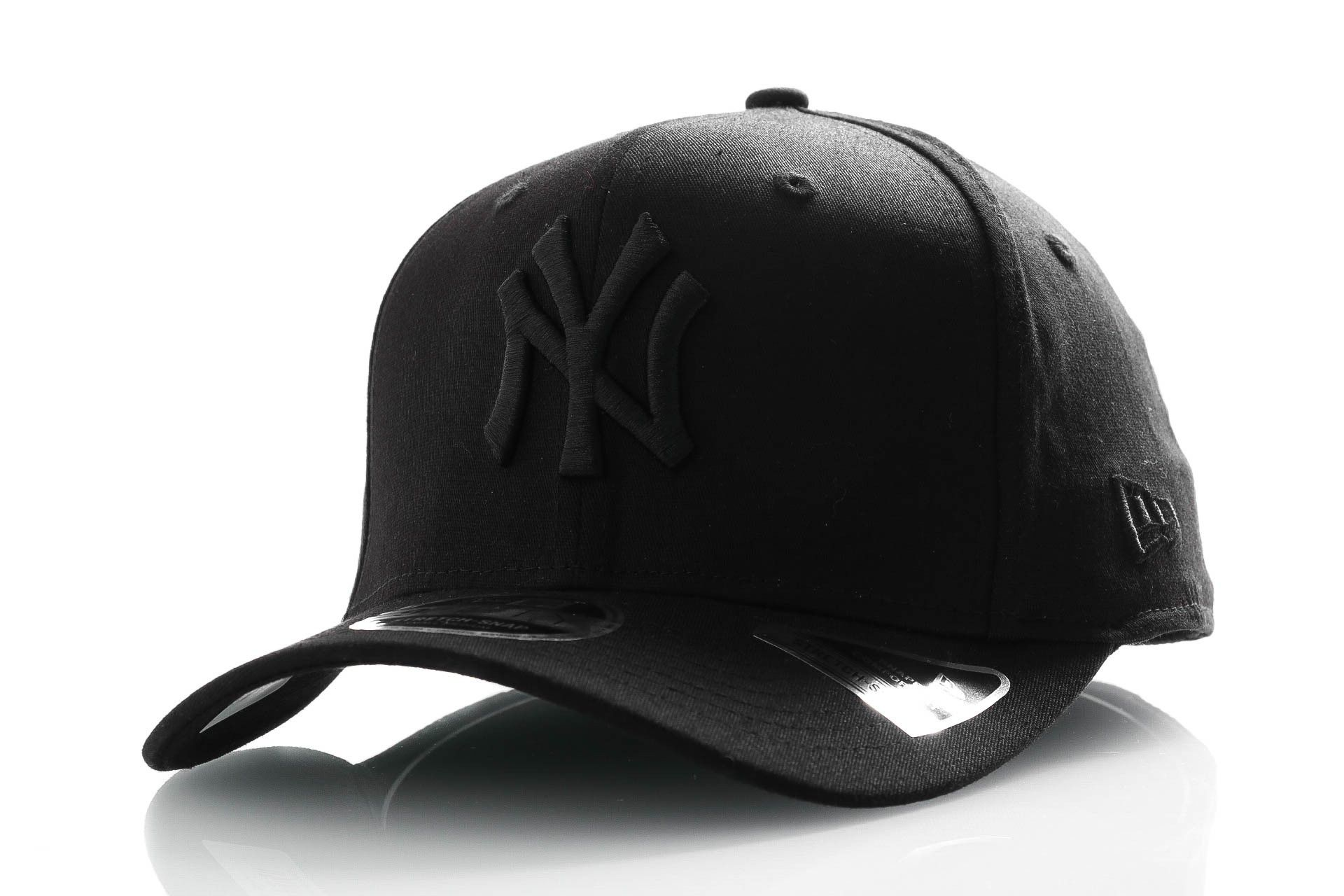 Afbeelding van New Era Snapback Cap Tonal Black 9Fifty Stretch Snap Blk 12285240