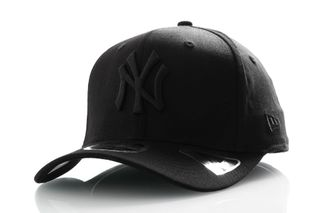 Foto van New Era Snapback Cap Tonal Black 9Fifty Stretch Snap Blk 12285240