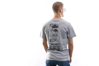 Foto van The North Face T-shirt Men´S S/S Graphic Tee Tnf Light Grey Heather NF0A493MDYX
