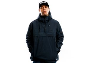 Foto van Dickies Jas Belspring Jacket DK720319DNX1 Dark Navy