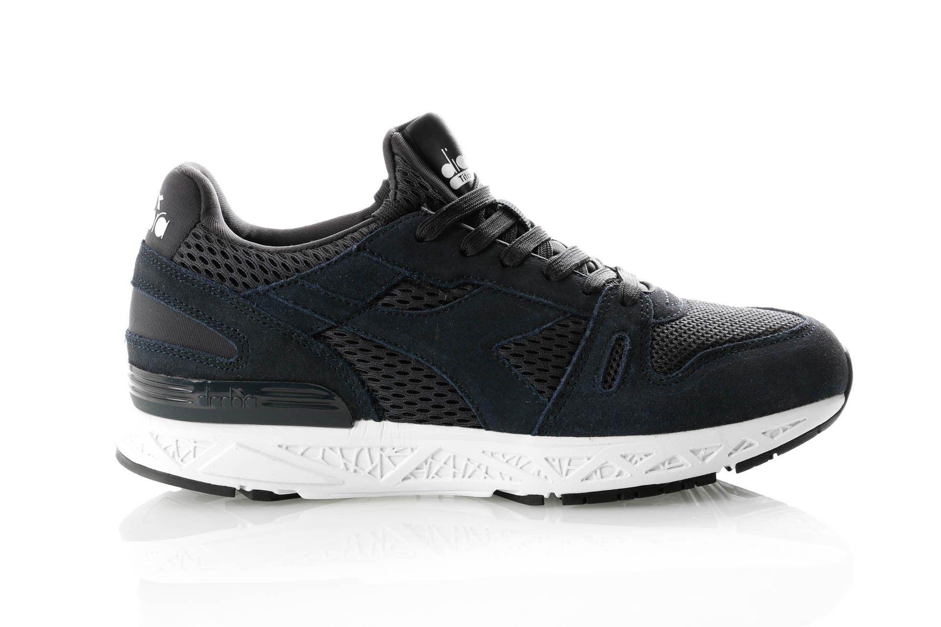 Afbeelding van Diadora Titan Reborn 501174324 Sneakers Blue Denim