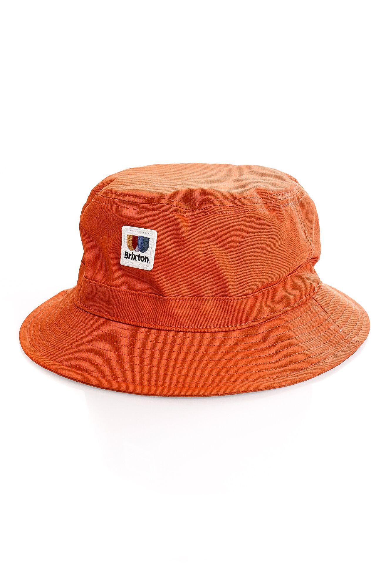Afbeelding van Brixton Bucket Hat Alton Packable BUCKET HAT Apricot Jam 10829