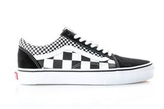 Foto van Vans Sneakers Ua Old Skool (Mix Checker) Black/True Vn0A38G1Q9B1