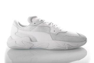 Foto van Puma Storm Origin 369770 05 Sneakers Puma White