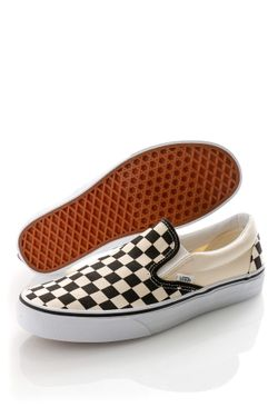 Afbeelding van Vans Classics Sneakers Classic Slip-On Black VN000EYEBWW1