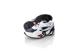 Foto van Fila Mindblower Wmn 5Rm00161 Sneakers Fila Navy / White / Fila Red