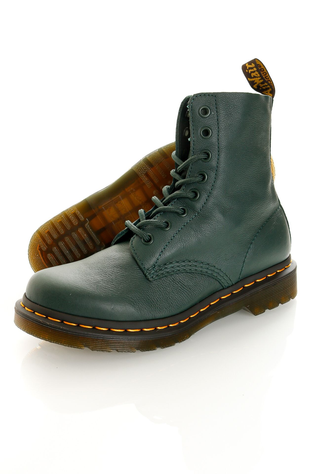 Afbeelding van Dr.Martens Boots 1460 Pascal Pine Green Virginia 26902328