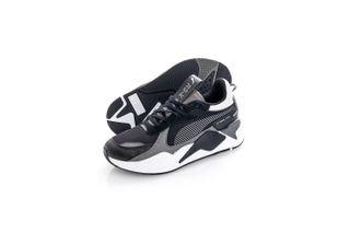 Foto van Puma Sneakers RS-X Mix Puma Black-CASTLEROCK 38046203