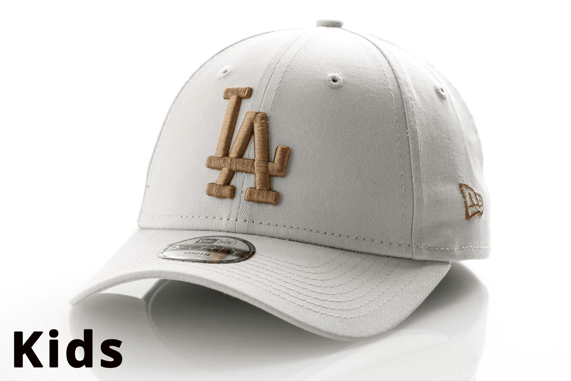 Afbeelding van New Era Dad Cap Los Angeles Dodgers Kids League Essential 9Forty 12119007