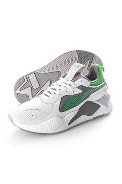 Afbeelding van Puma Sneakers RS-X Hard Drive Puma White-Steel Gray 36981