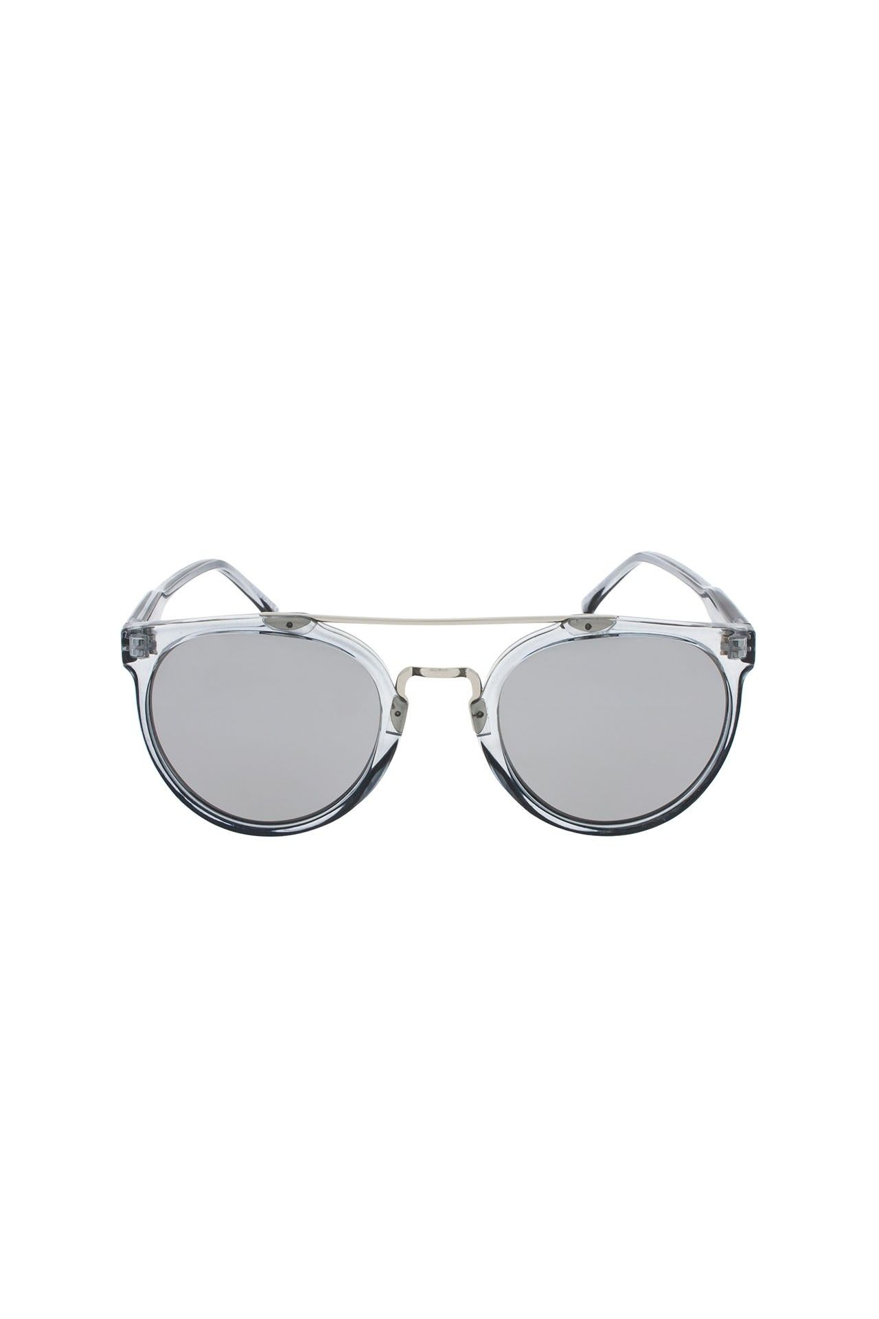 Afbeelding van Icon Eyewear 11619 A Zonnebril Dark Clear Grey