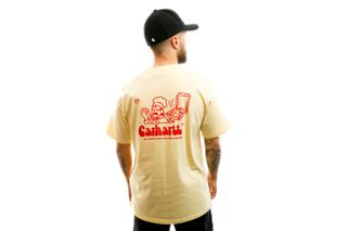 Foto van Carhartt T-shirt S/S Bene T-Shirt Fresco / Red I027811