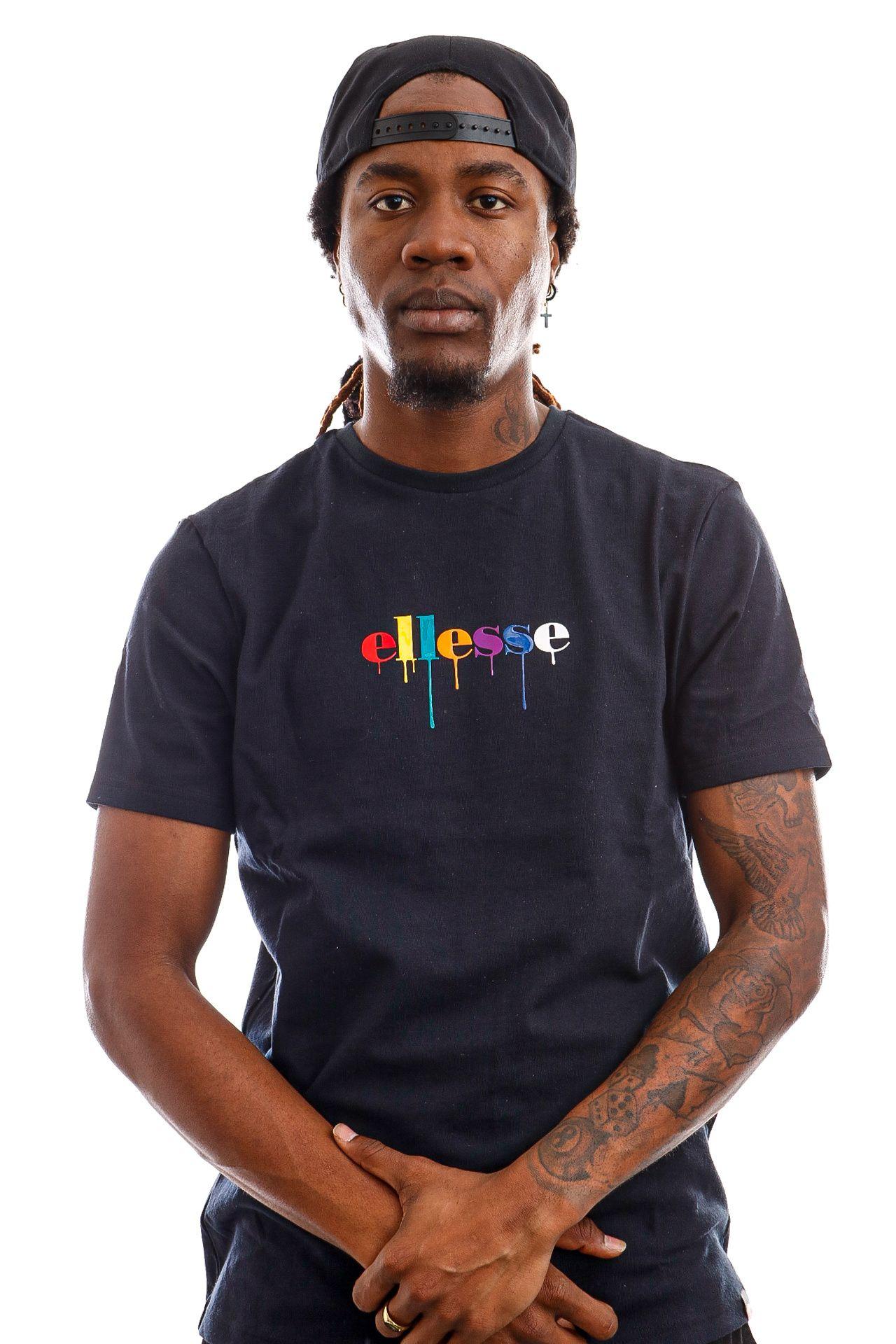 Afbeelding van Ellesse T-shirt Giorvoa Tee Black SHI11169