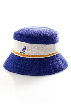 Afbeelding van Kangol Bucket Bermuda Stripe Bucket Grape K3326ST