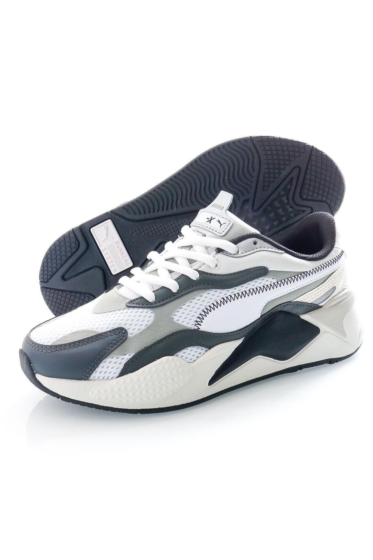 Afbeelding van Puma Sneakers RS-X³ Millenium Puma White-Puma Black-Limestone 37323