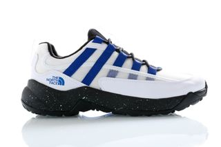 Foto van The North Face Sneakers Men Trail Escape Edge Tnf White/Tnf Blue NF0A3V1IF481