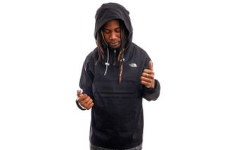 Foto van The North Face Jas Men's Class V Fanorak TNF Black NF0A5338JK31