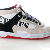 Etnies Mc Rap High 4101000506 Sneakers White/Navy/Red
