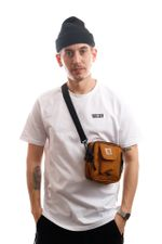 Carhartt Wip Essentials Bag I006285 Schoudertas Hamilton Brown