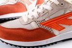 Afbeelding van Hi-Tec Bw 146 S010002-71 Sneakers Burnt Ochre/Birch/Mandarin Red/Flame Orange
