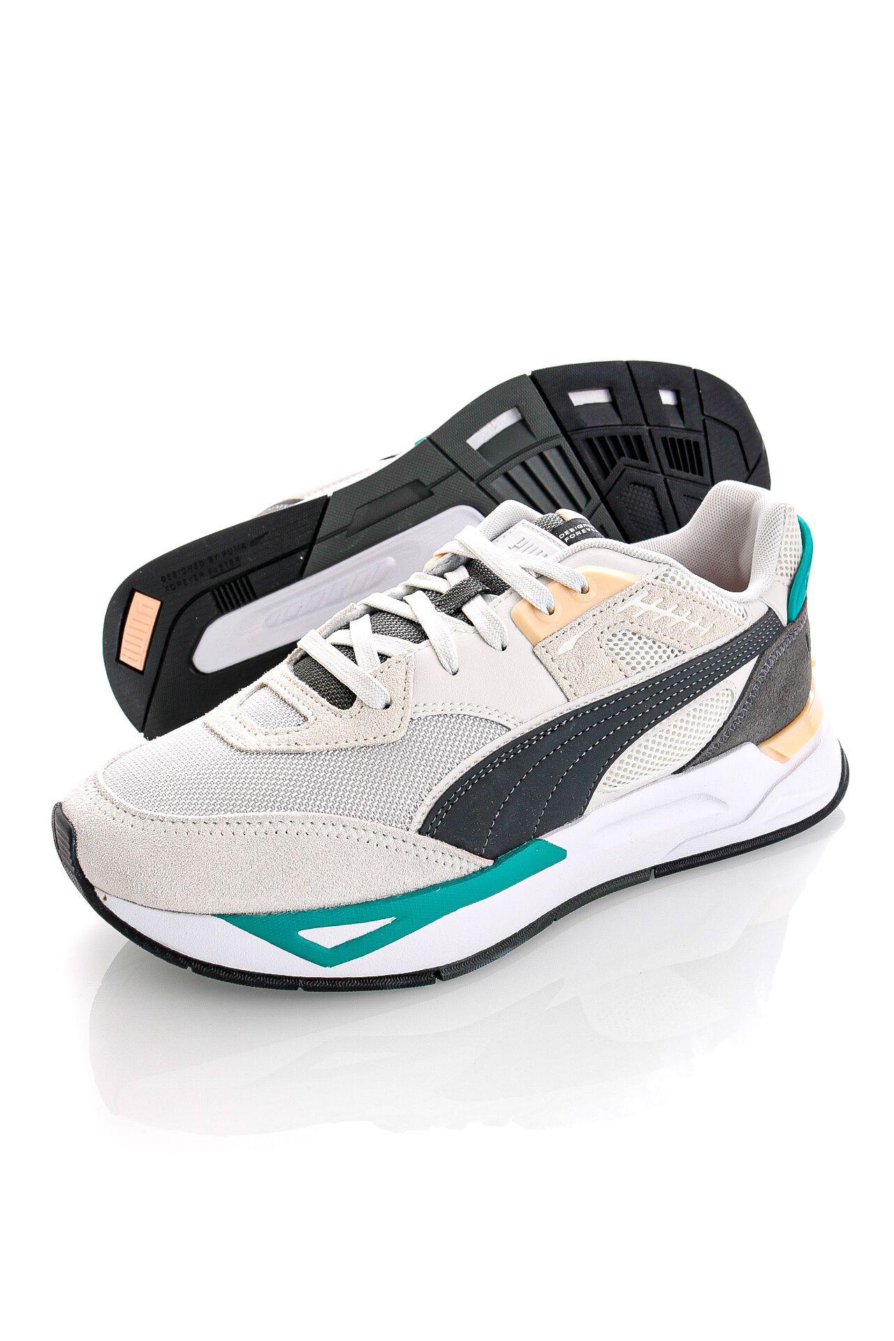 Afbeelding van Puma Sneakers Mirage Sport Remix Nimbus Cloud-Dark Shadow 38105102