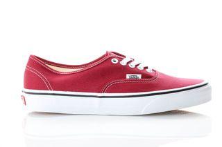 Foto van Vans Sneakers Ua Authentic Rumba Red/True White Vn0A38Emvg41