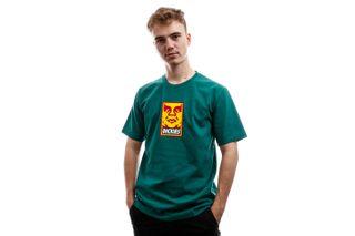 Foto van Dickies T-Shirt Oby6 Tshirt Obey Mens Alpine DK0A4TNJALP1
