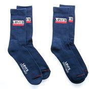 Levi's Bodywear Sokken Levis Regular Cut Sprtwr Logo 2P Dress Blues 902012001