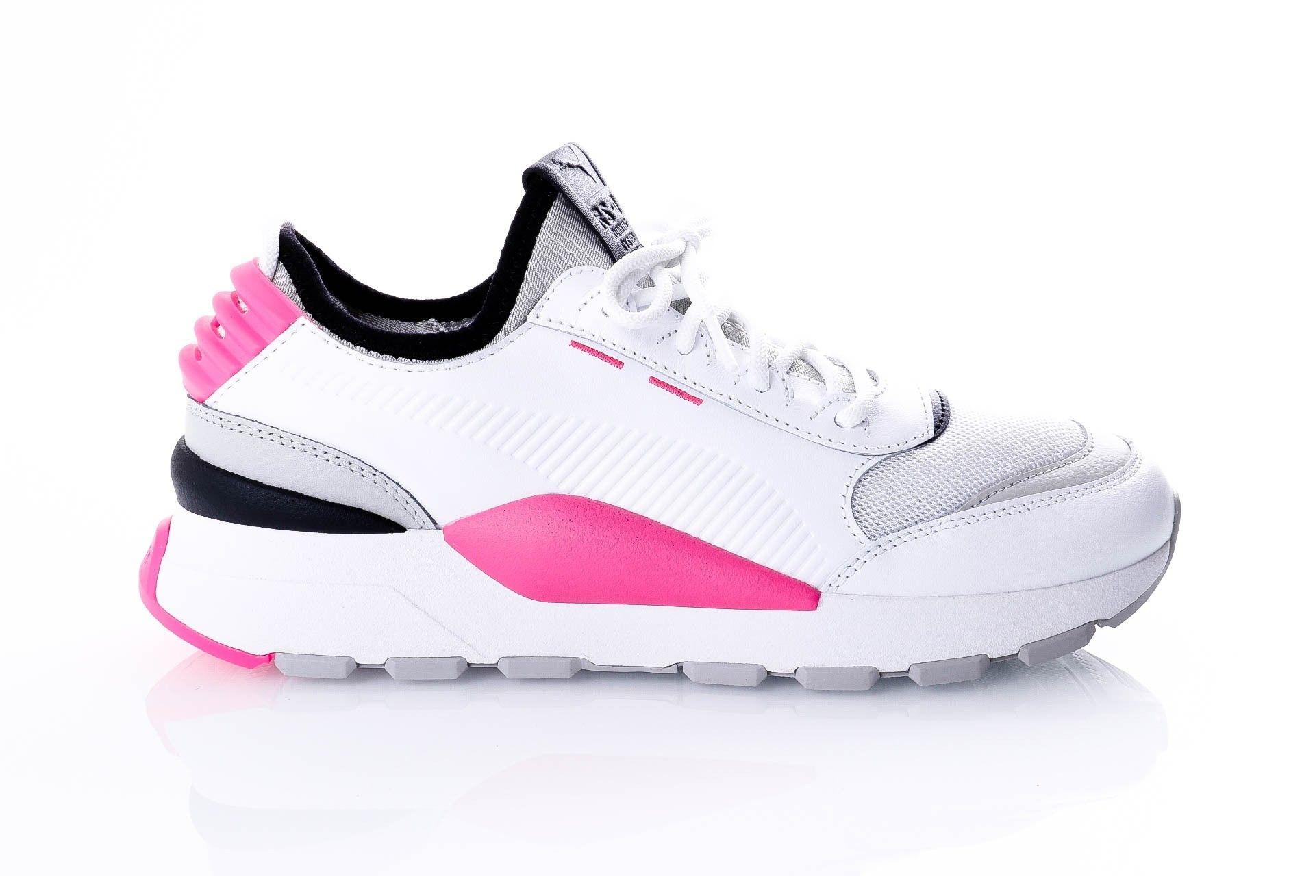 Puma RS 0 808 shoes white