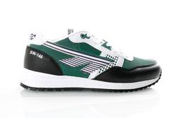 Afbeelding van Hi-Tec Bw 146 S010003/011 Sneakers White/Green / Purple