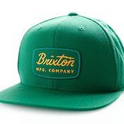 Brixton Jolt Snapback 491 Snapback Cap Clover